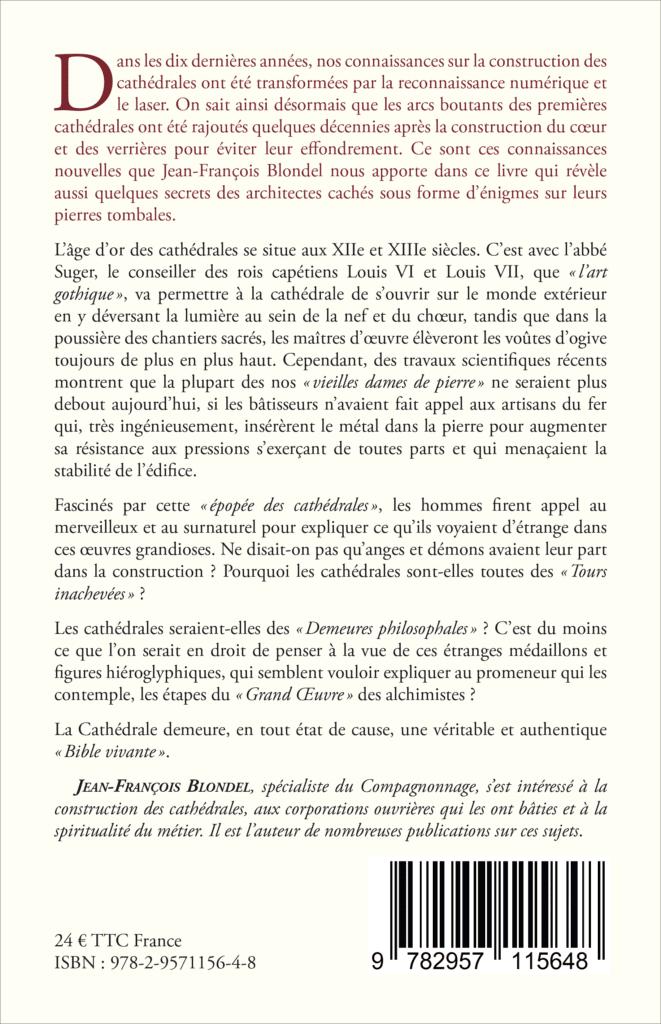 Cathédrale - Bible vivante