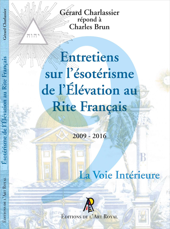 Ésotérisme de l'Élévation au Rite Français