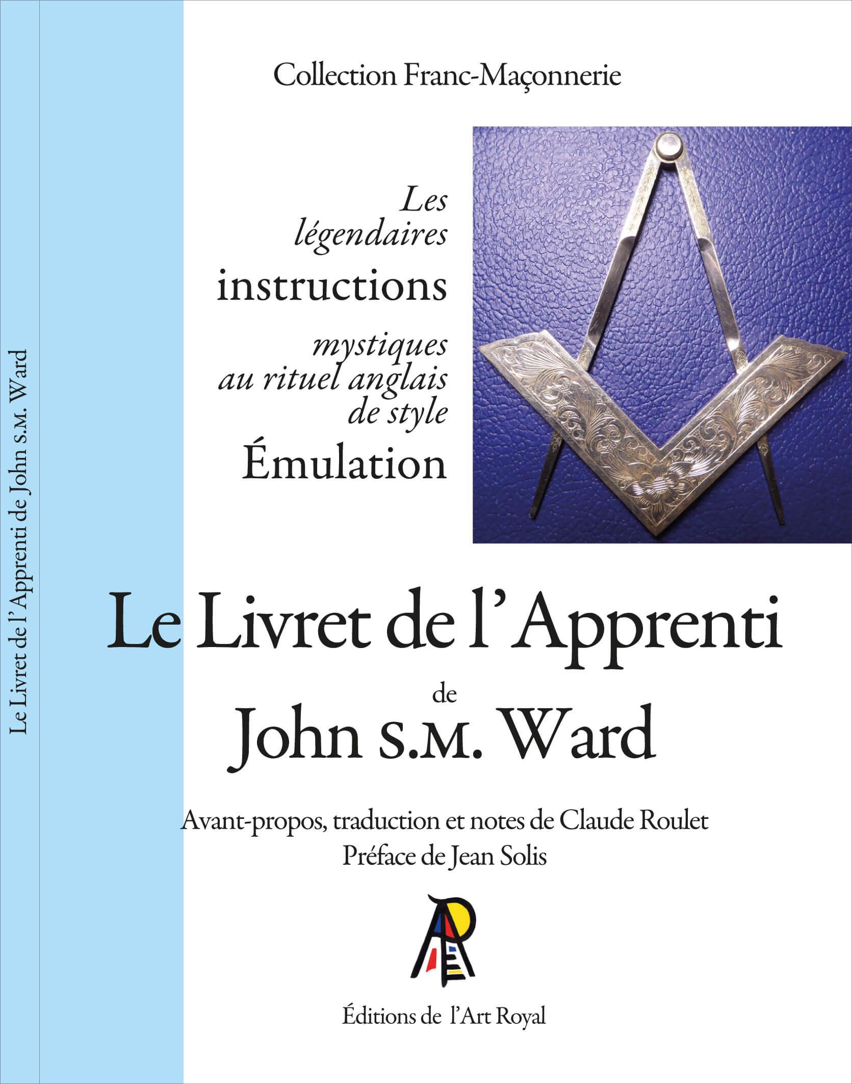 Le Livret de l'Apprenti de John S.M. Ward